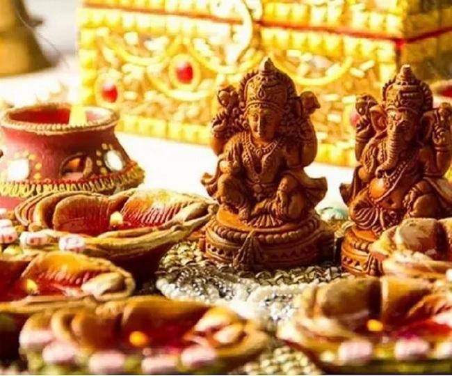 Diwali Pujan vidhi 2020